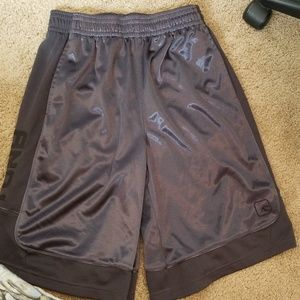 Men's Basketball Shorts And 1. Sz M
